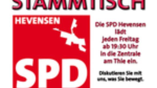SPD Stammtisch