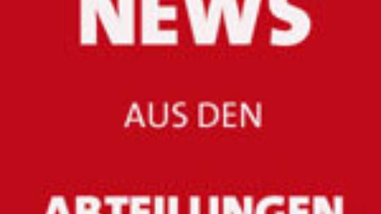 News Abteilungen 150