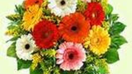 Blumenstrau _