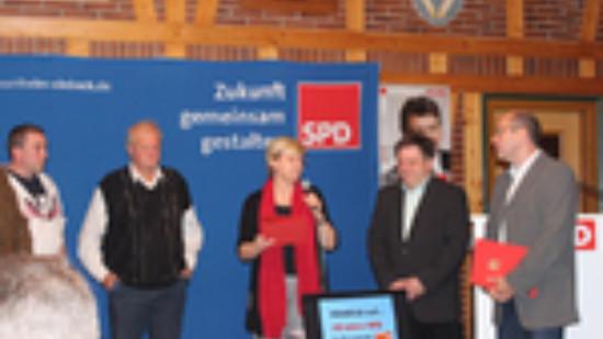 40 Jahre SPD Hevensen