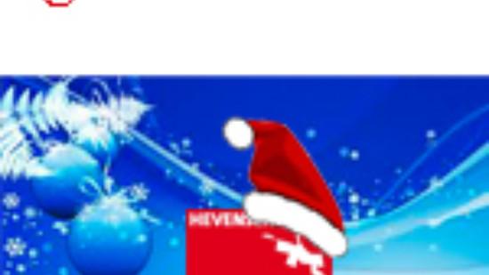 Frohe Weihnachten Hevensen