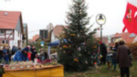 Hevenser Weihnachtsmarkt 2014